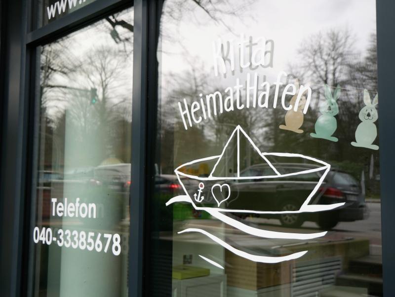 Kita HeimatHafen Hamburg Ohlsdorf
